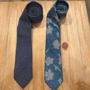 Tallia Men's set of 2 ties - get 2 for price of 1